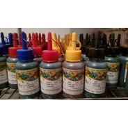 Tinta Recarga P/ Canon G 4 Cores Bm Chemical Kit 4x100ml