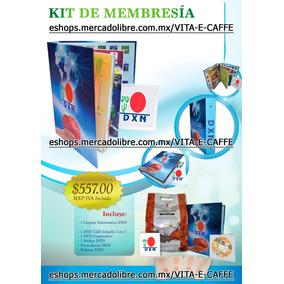 Café Dxn. Membresía Vitalicia Y Heredable Con Envío