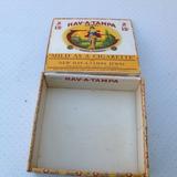 Antigua Caja De Abanos Hav-a-tampa Años 50s Coleccion