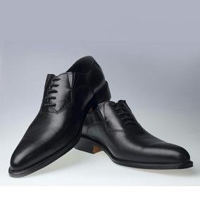 Zapatos De Cuero Vacuno. Hechos A Mano. Del 39-45