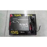 Krack Epicentro Kb-10 Con Control De Bajos Frontal Negro