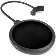 Studioman Sp340 Filtro Antipop / Pop Filter Con Clamp