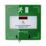 Acionador De Emergência As 2010 Automatiza/intelbras