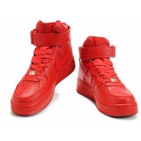 Tênis Nike Air Force Af1 Cano Alto Botinha Envio Imediato !!