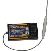 Receptor Para Rádios Hobby King 6ch - Nova Versão - Hk60f