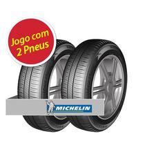 Kit Pneu Aro 14 Michelin 175/65r14 Energy Xm2 82t 2 Unidades