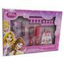 Kit Maquiagem Infantil Castelo Princesas Disney Beauty Brinq