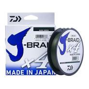 Linha Multifilamento Daiwa J-braid X4 135m Fishing Line