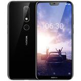 Celular Nokia X6 4g México 6+64gb Android 8.1 3060mah 5.8