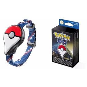 Pulseira Pokemon Go Plus Original Novo Lacrado