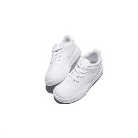 Zapatillas Nike Air Force 1 Niño Blancas 100%originales Kids