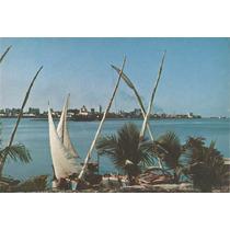 Rec-22411- Postal Recife, P E- Vista Aerea Panoramica