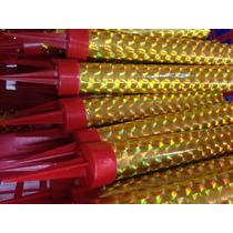 Vela Mágica Grande 15cm Para Pastel De Cumpleaños 10 Piezas