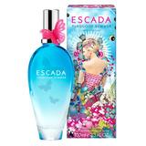 Perfume Mujer Turquoise Summer De Escada X 100 Ml