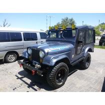 Jeep Ika 4x4 - Modelo 59 - El Canyonero