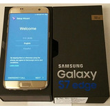 Samsung Galaxy Gs7 Edge, Oro 32gb (verizon Wireless)