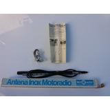 Antena Motoradio Carro Antigo Fusca Novo 4 Estagio