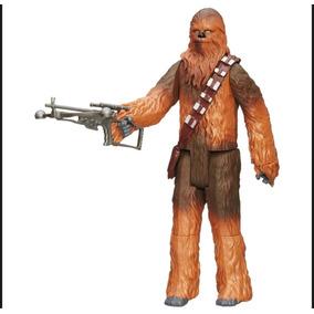 Boneco Chewbacca Star Wars Hasbro