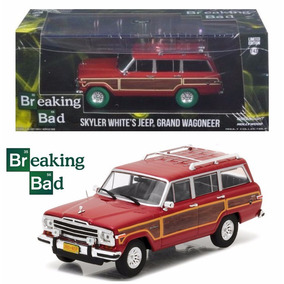 Breaking Bad Skyler Jeep Grand Wagoneer Greenlight 1:43