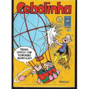 Cebolinha - Casção E Outros - Reedição Panini - 2007