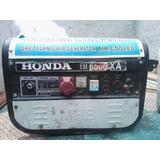 Generador Electrico Honda Eb 6500 Xa 110/220 Gasolina Usado