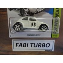 Hot Wheels Fusca Herbie Volkswagen Beetle - 2014