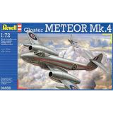 Gloster Meteor Mk-4 De Revell En Escala 1/72
