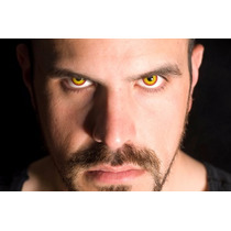Pupilentes Lobo , Sangre, Latex Envio Gratis!