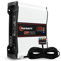 Modulo Taramps Hd 1600 1600w Rms 1 Ch 4 Ohms Amplificador