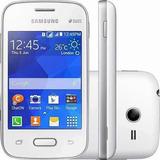 Samsung Galaxy Pocket 2 G110 3g Wifi Android 4.4 Branco