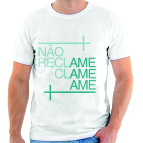Camiseta Camisa Blusa Gospel Religião Evangélica Frases 30 e8c3823dc53