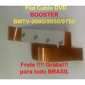 Cabo Flat Cable Dvd Booster Bmtv 9750 Dvusbt 40 Vias 40 Cm