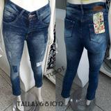 Pantalon Jean De Dama Otras Marcas Moda Variedad