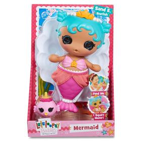 Bobeca Sereia Lalaloopsy Babies Mermaid - Sand E. Starfish