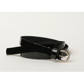 Cinturón Charol - Mujer - La Merceria