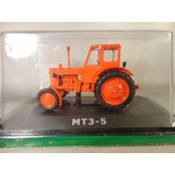 Auto De Coleccion Tractor Ruso Mt3-5 Escala 1/43 Sellado