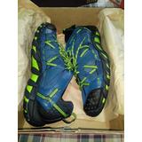 Zapatos Merrel Waterproof Maipo Usados Impecable Estado 44,5