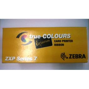 Cinta Zebra True Colours Zxp Series 7