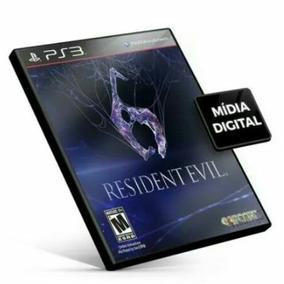 Resident Evil 6 Ps3 Portugues I Re6 I Dig Psn I Envio Rapido