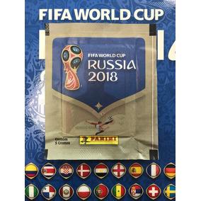 Figurinha Copa Do Mundo 2018