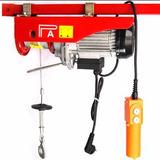 Winche Electrico Marca Pa 110v - Eleva 1 Ton 1000 Kg Nuevo