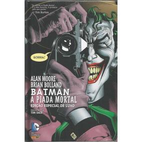 Batman A Piada Mortal Edicao De Luxo - Panini - Bonellihq