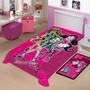 Cobertor Manta Infantil Monster High 1,50 X 2,00