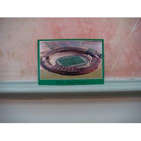 Cartão Postal Estadio Serra Dourada Goiania Go Antigo 07