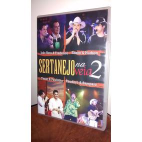 Dvd Sertanejo Na Veia - Edson E Hudson, João Neto E Frederic