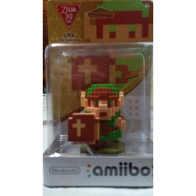 Amiibo Link 8 Bit 30th Anniversary