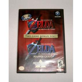 The Legend Of Zelda Ocarina Of Time Nintendo Gamecube