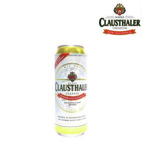 Clausthaler Non Alcoholic Lata 473cc. Pack X 6u.