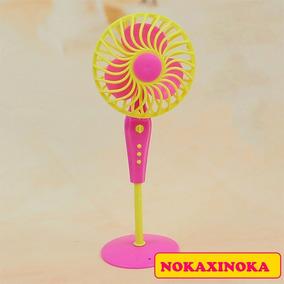 Ventilador Coluna Para Casa Da Boneca Barbie