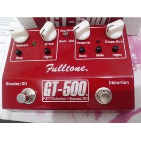 Pedal Fulltone Gt-500